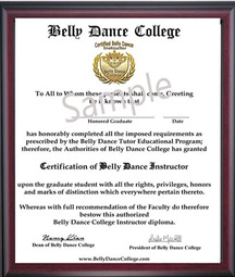 fast certification apply now belly dance college belly dance certification