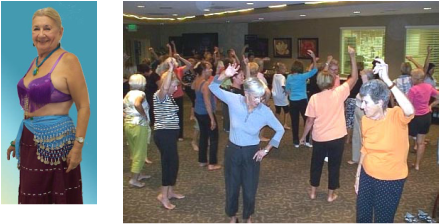 Bellydancercise for Senior