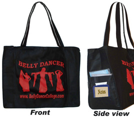 Belly Dance EcoTote